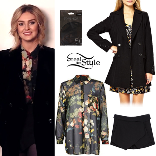 perrie edwards fashion steal her style page 29