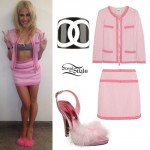 Pixie Lott: Brit Awards Performance Outfit