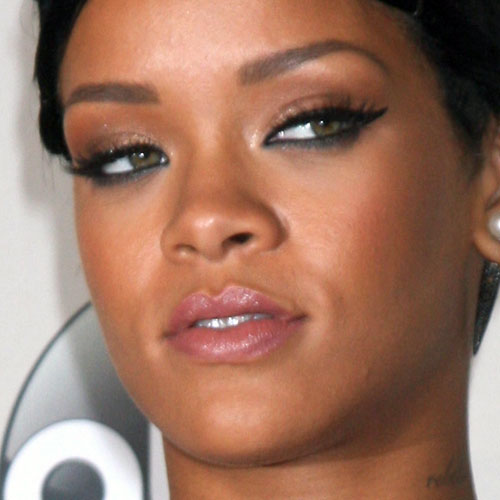 rihanna makeup 2014 wwwpixsharkcom images galleries