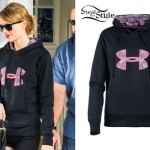 Taylor Swift: Under Armour Hoodie