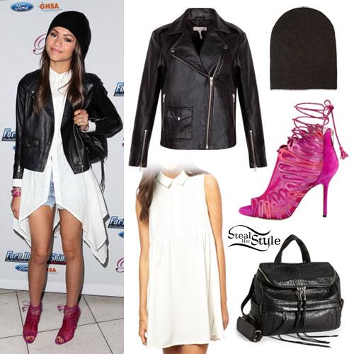 Zendayas Sweet 16 Outfit