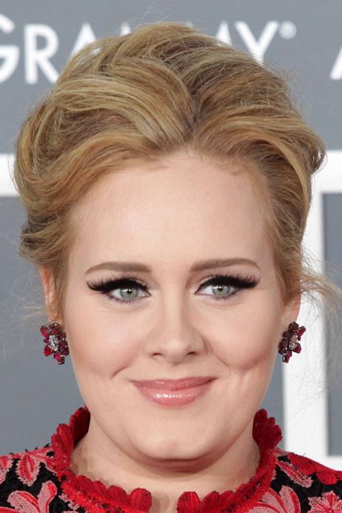 Adele S Hairstyles Hair Colors Steal Her Style