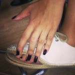 jade-thirlwall-nails-black