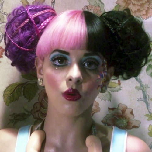 HOW TO Dye half amp half hair  YouTube