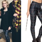 Mindy White: Deathly Hallows Leggings