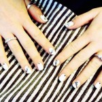 perrie-edwards-nails-white
