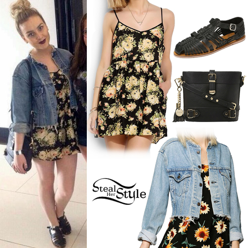 perrie edwards fashion steal her style page 27