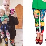 Sherri DuPree-Bemis: Cartoon Leggings