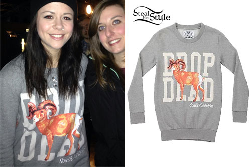 Tay Jardine: Billy Goat Sweatshirt