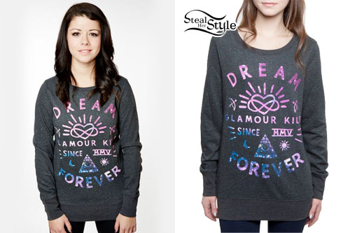 Tay Jardine: Dream Sweatshirt
