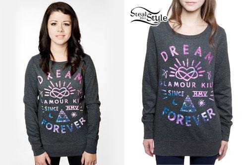 Tay Jardine: Dream Sweatshirt