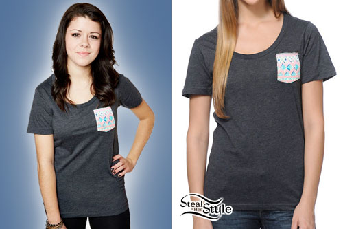 Tay Jardine: Tribal Pocket Tee