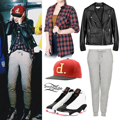 Zendaya: My Baby Remix Video Outfits
