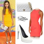 Ariana Grande: 2014 Kids Choice Awards Outfit
