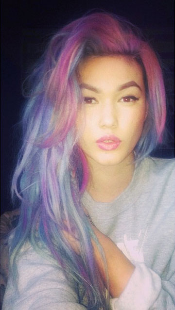 asami zdrenkas hairstyles amp hair colors steal her style
