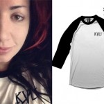 Ash Costello: KVLT Baseball Tee