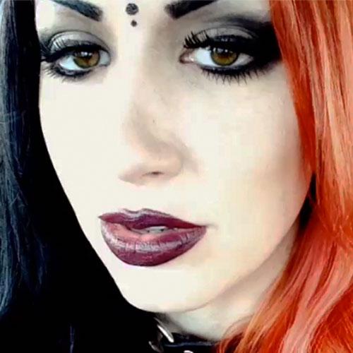 Mv Kiss And Makeup: Ash Costello's Makeup Photos & Products