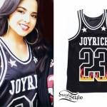 Becky G: Joyrich Basketball Jersey