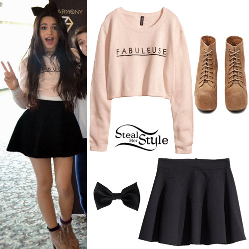 ariana grande pink sweater