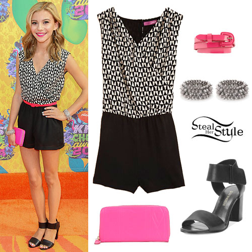 G Hannelius: 2014 Kids Choice Awards Outfit