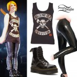 Hayley Williams: The Walking Dead Tank Top
