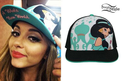 Jade Thirlwall: Aladdin Jasmine Hat