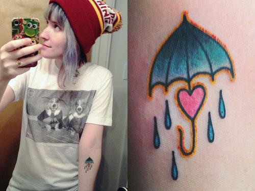 100 ashley roberts 6 tattoos u0026 hellbilly tattoo for Loveland tattoo shops