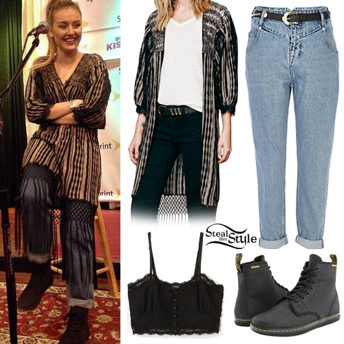 Perrie Edwards Steal Her Style 2014 Perrie Edwards ...