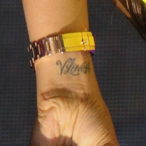 Rochelle Humes Tattoos Amp Meanings Steal Her Style