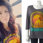 Tay Jardine: Mufasa Long Sleeve Top