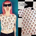 Beth Lucas: Steve Buscemi Print T-Shirt