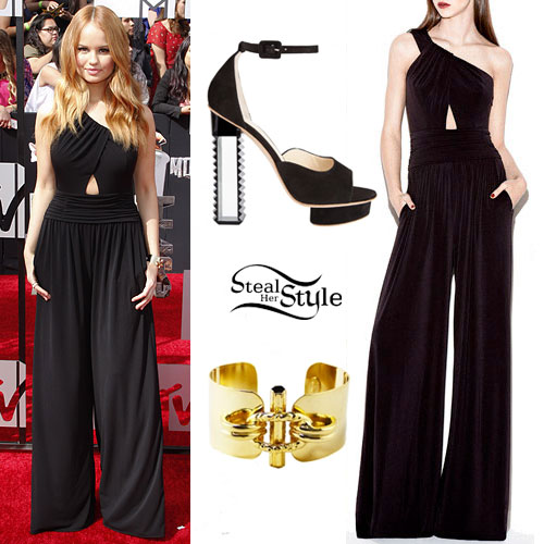 Debby Ryan: 2014 MTV Movie Awards Outfit