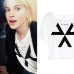 Hayley Williams: CHVRCHES Crop Tee