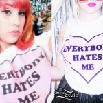 Kreayshawn: Everybody Hates Me Tee