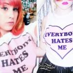 Kreayshawn: Everybody Hates Me Tee