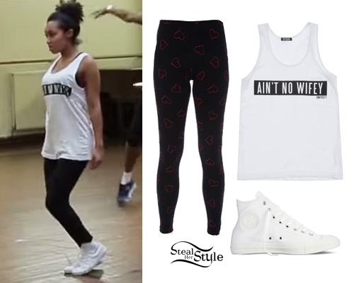 Little Mix Salute Dance Rehearsals Part 2 - video: youtube