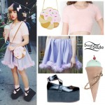 Melanie Martinez: Donut & Ice Cream Purses