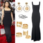 Nicki Minaj: 2014 MTV Movie Awards Outfit