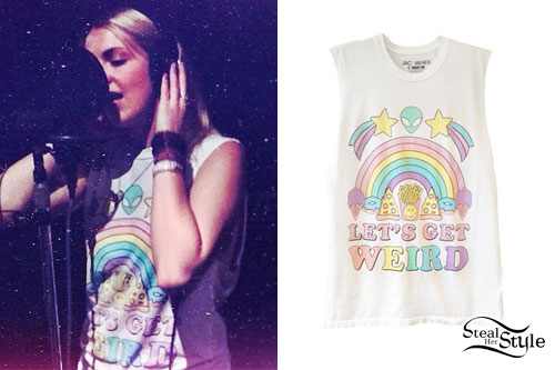 Rydel Lynch: Let's Get Weird Tee