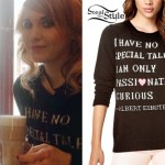 Sammi Doll: Einstein Quote Sweater