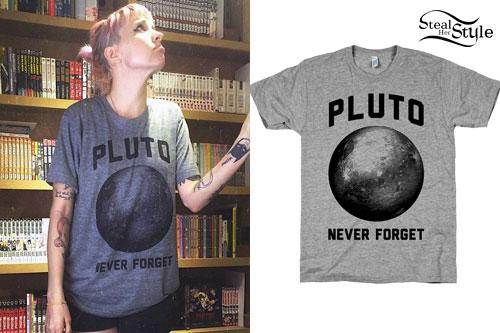 Sherri DuPree-Bemis: Pluto T-Shirt