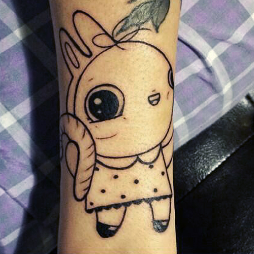 sherri-dupree-tattoos-bunny