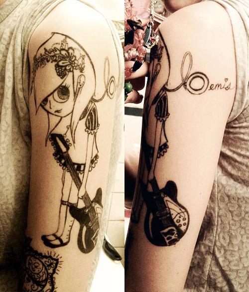 sherri-dupree-tattoos-doll