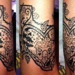 sherri-dupree-tattoos-texas