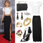 Taylor Swift: 2014 ACM Awards Outfit