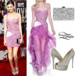 Victoria Justice: 2014 MTV Movie Awards Outfit