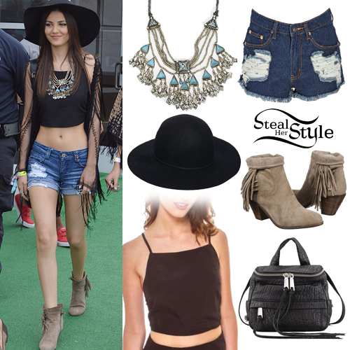 Victoria Justice at the Led Day Club Coachella Pool Party, April 19th, 2014 - photo: victoriapictures.org