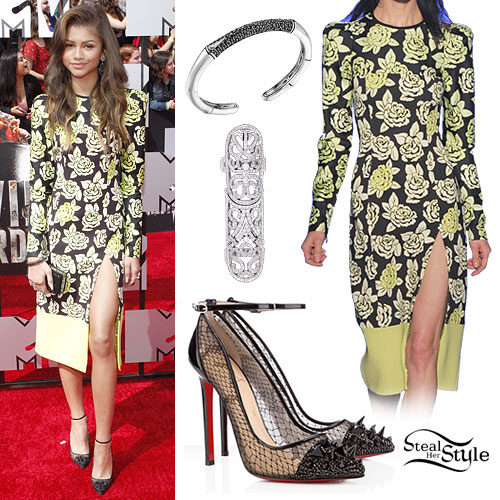Zendaya 2014 Mtv Movie Awards Outfit Steal Her Style
