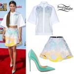 Zendaya: 2014 RDMAs Outfit
