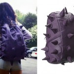 Ally Brooke: Dinosaur Spike Backpack